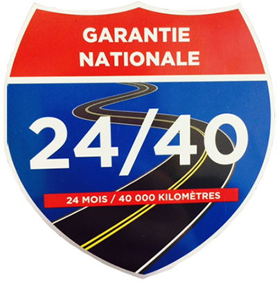 Garantie Nationale réparation automobile